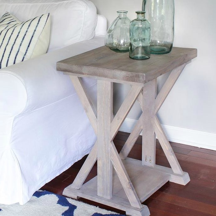 DIY End Table 7