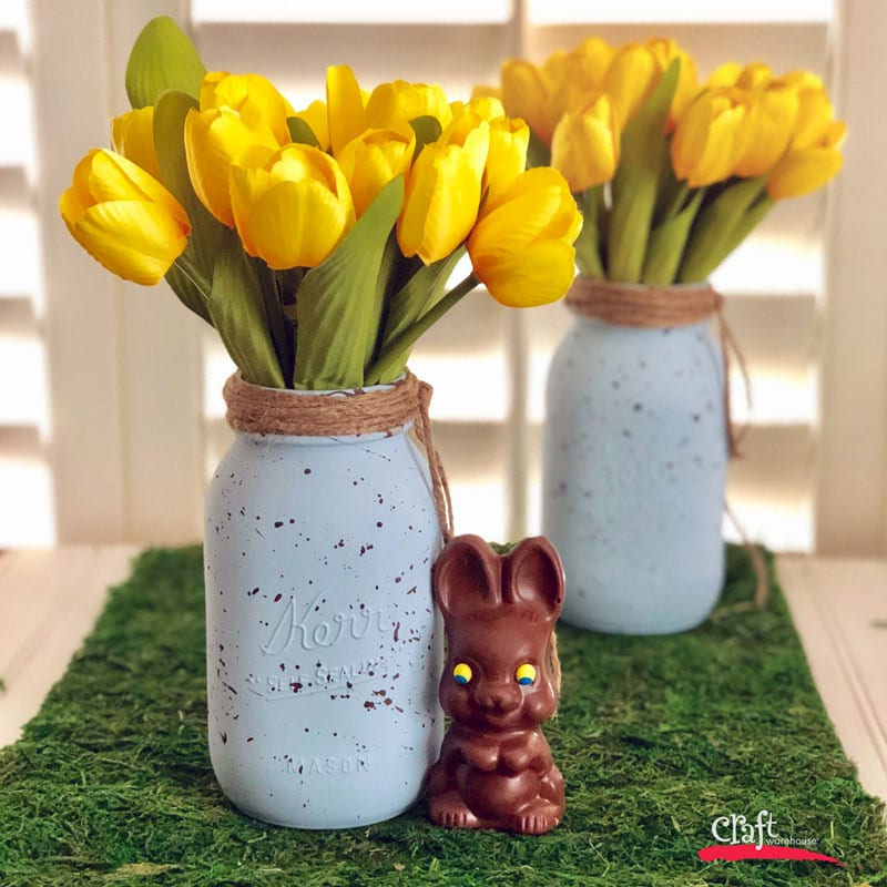 egg-mason-jar crafts