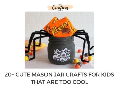 mason jar crafts for kids (3)