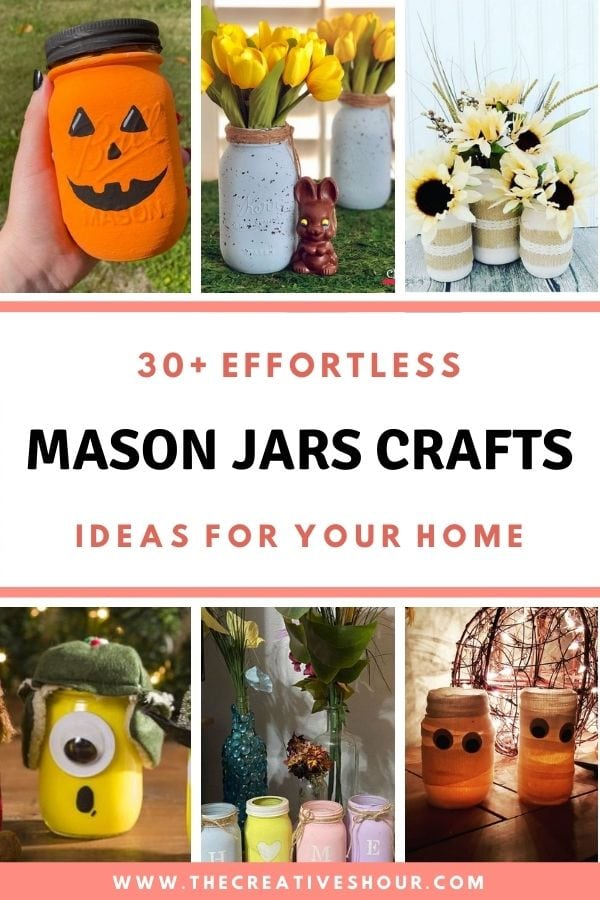 mason jars crafts