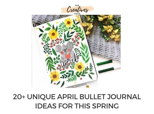 april bullet journal (2)