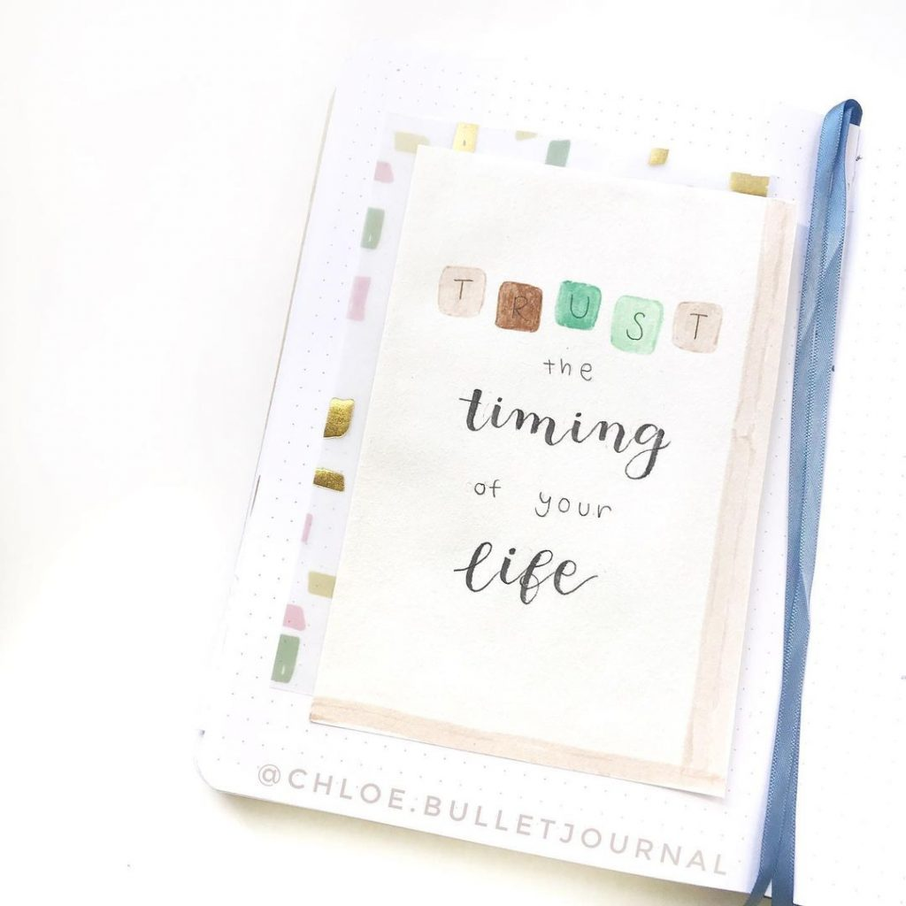 bullet journal quotes