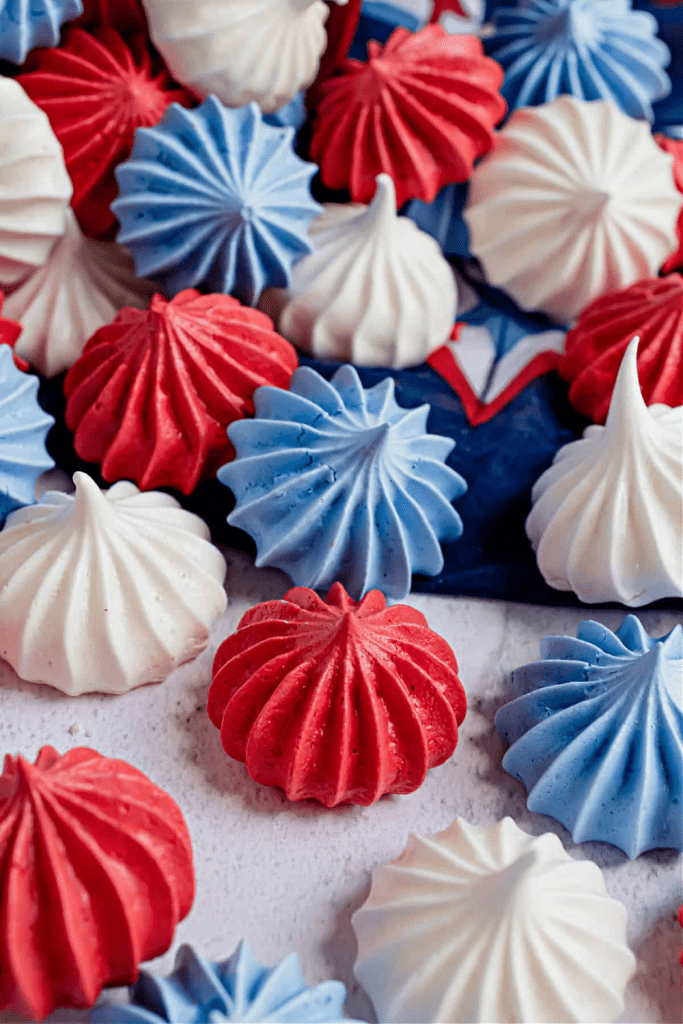 4th of July Cookies Dessert Recipes