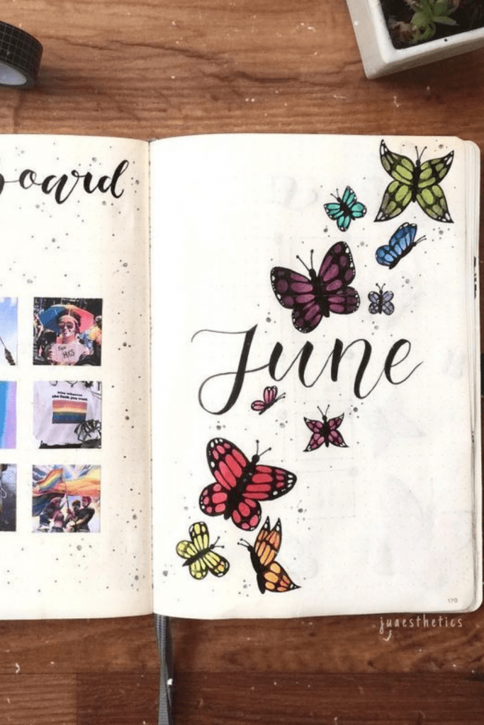June Monthly Cover