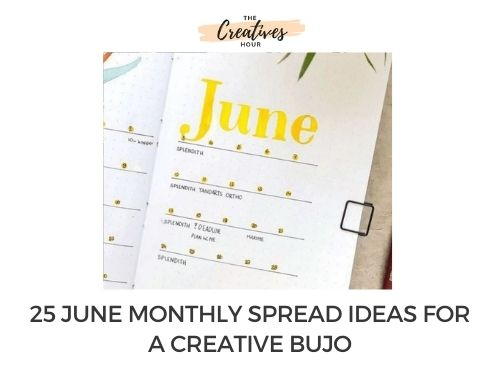 june monthly spreads
