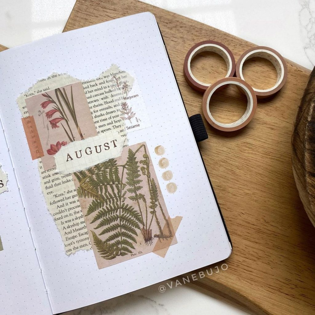 August Month Cover
