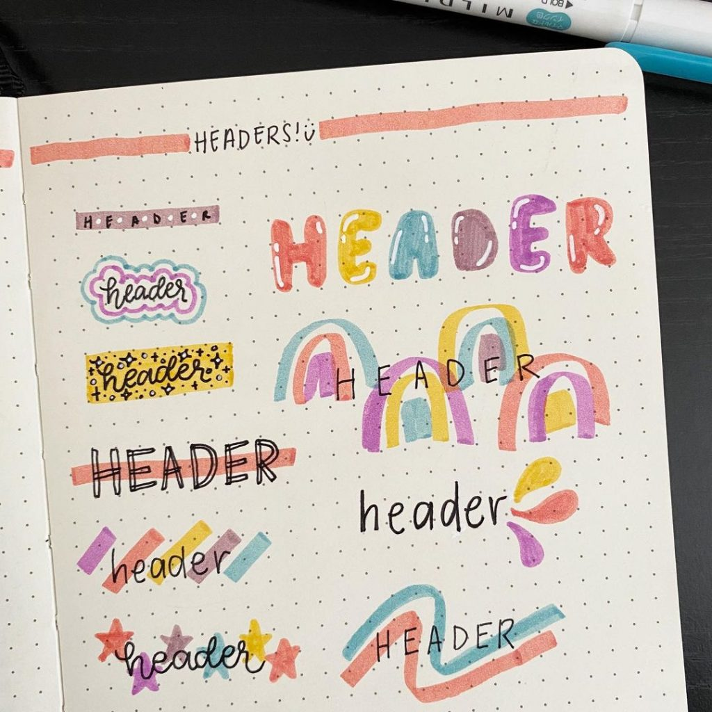Quirky Header and Title Ideas