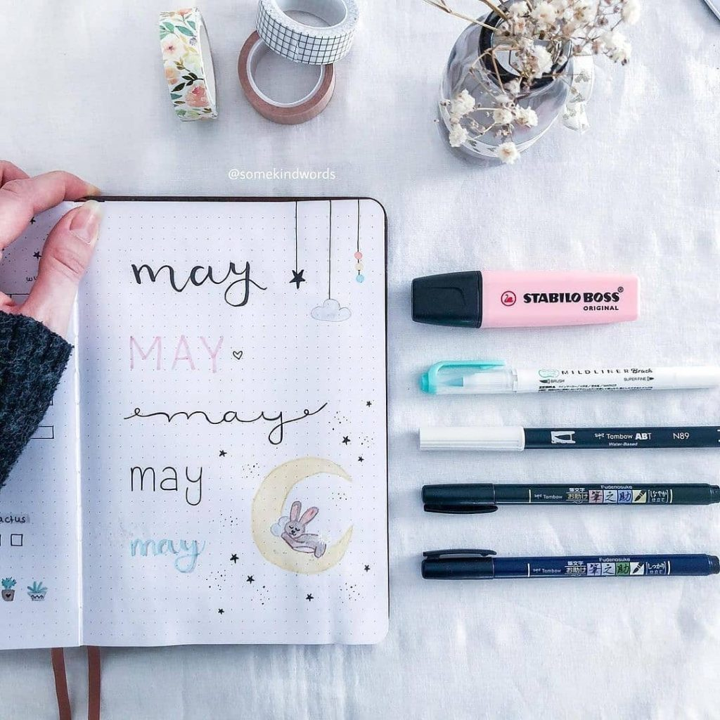 Header/title ideas for May