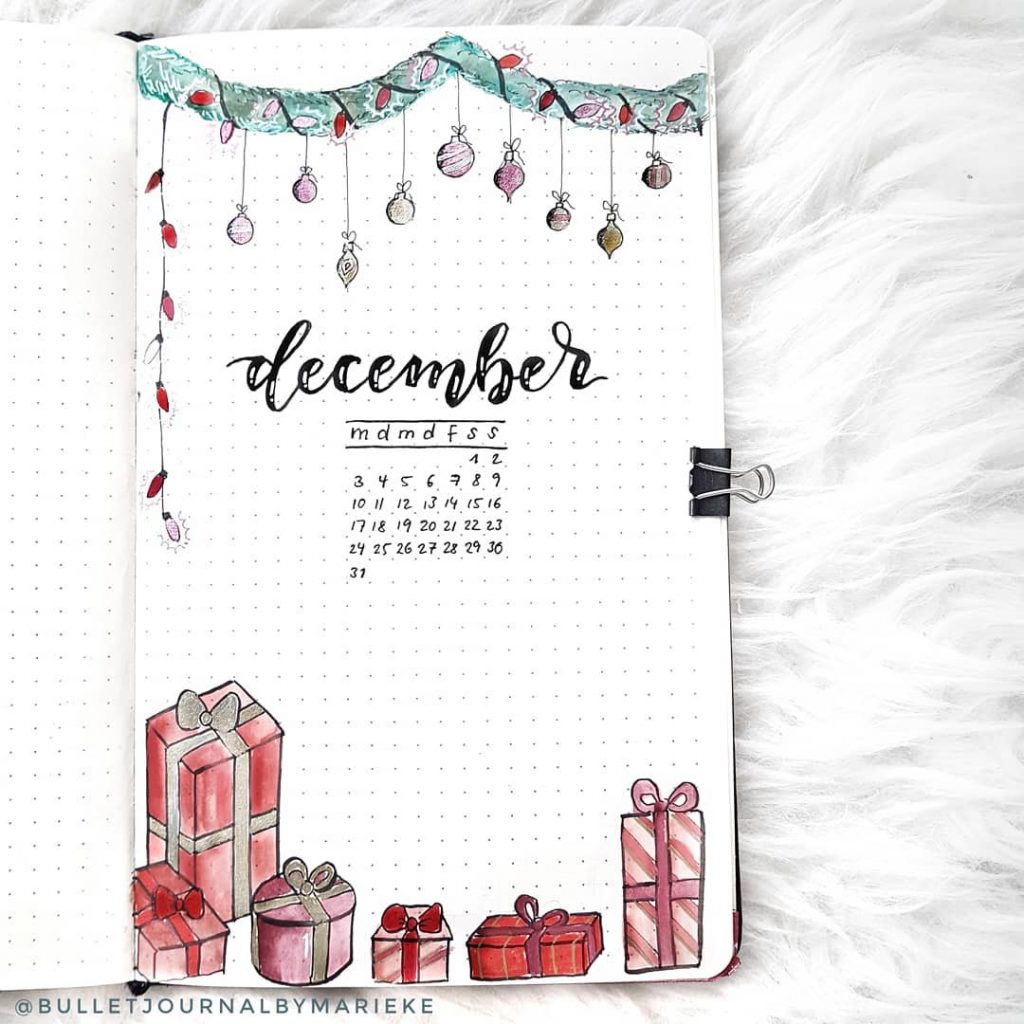 December Monthly Cover