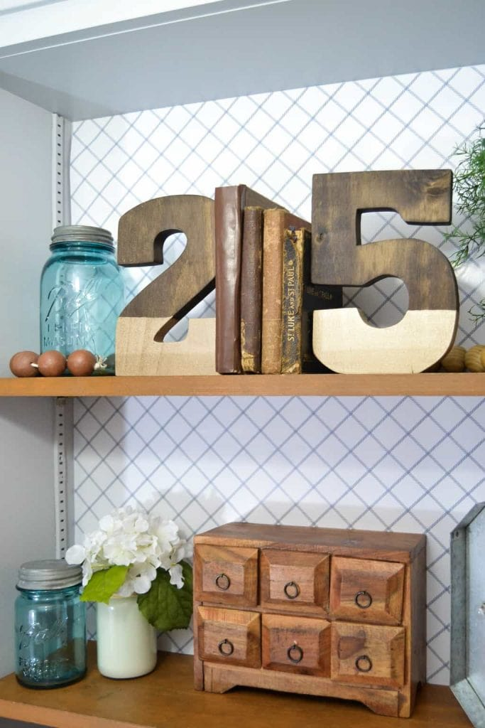 DIY-Bookends-Numbered