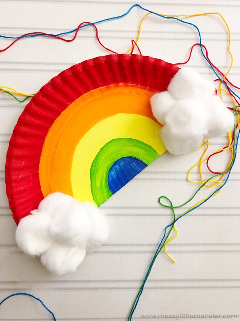 Rainbow-Craft-for-toddlers