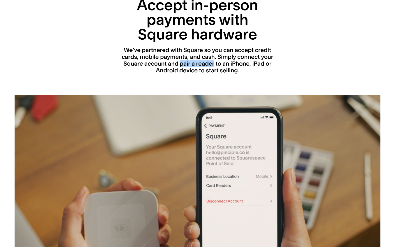Squarespace & Square POS - Getting Started With Squarespace - Squarespace  Forum